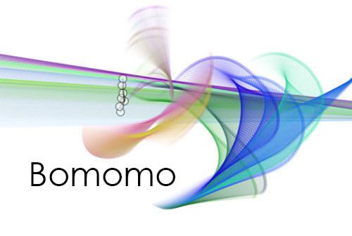 Bomomo logo