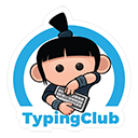 Typing Club (3rd-6th Grades) logo