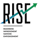 Utah Rise Training Tests logo
